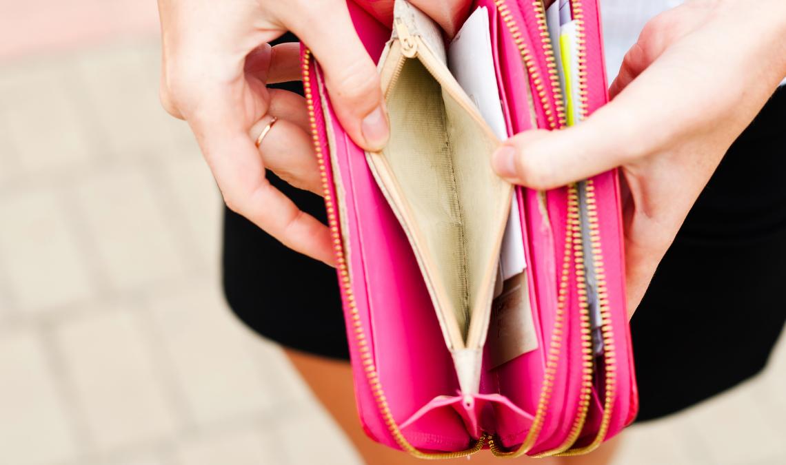 Finanzielle Herausforderung in Trauerzeiten